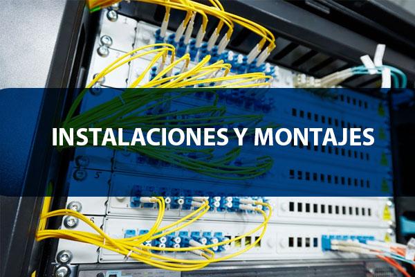Instalación y montajes eléctricos